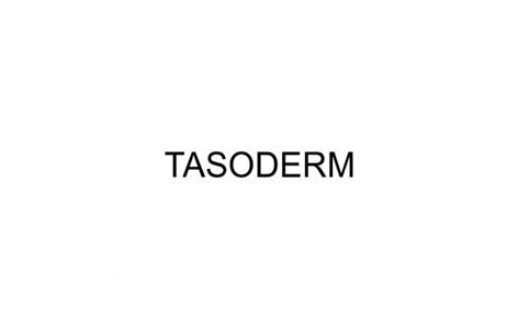 marca tasoderm